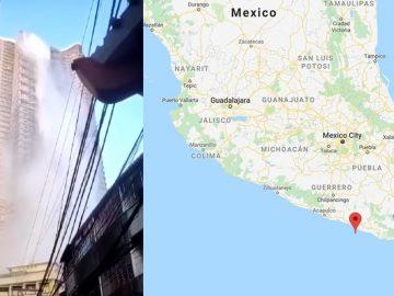 Fuerte terremoto en Filipinas deja 8 muertos y temblor en México sorprende a residentes