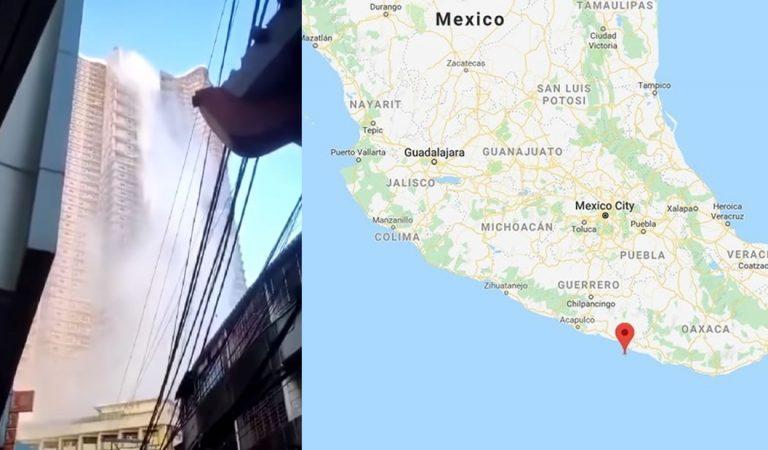 Terremoto en Filipinas deja 8 muertos y temblor en México sorprende a residentes