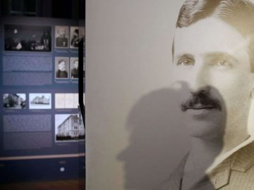 Hallan dos cartas inéditas de Nikola Tesla en Serbia