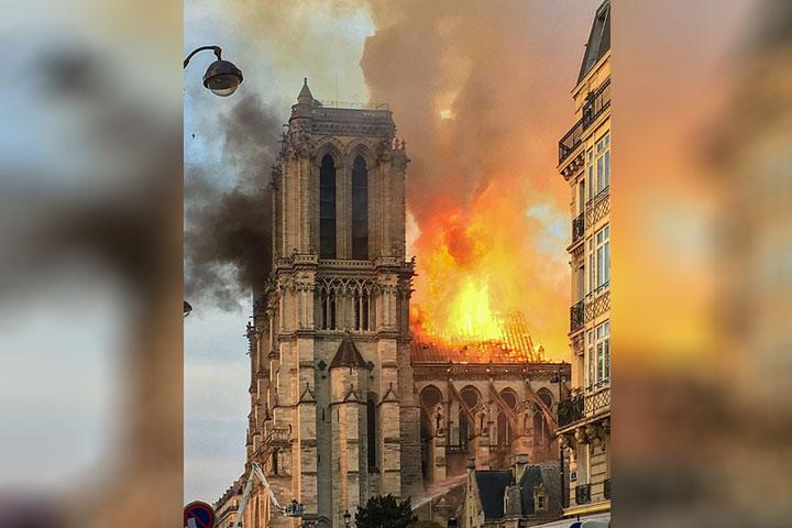 Incendio del 15 de abril de 2019