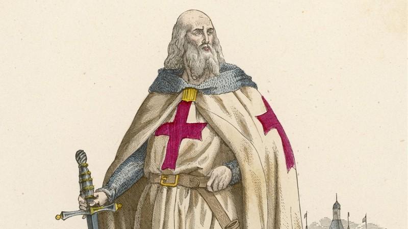Jacques de Molay, último Gran Maestre de los Templarios