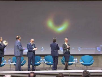 Esta es la primera imagen real de un agujero negro: Sagitario A*