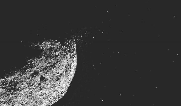 Lanzan impresionantes fotografías de Bennu, el asteroide que podría impactar con la Tierra
