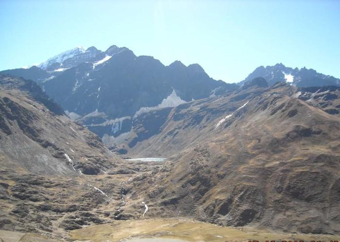 El mágico Mururata, la montaña blanca. ¿Oculta archivos Lemurianos?