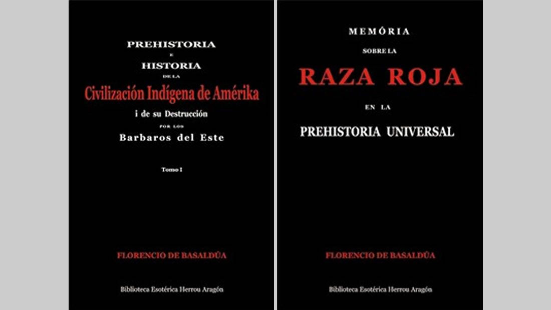 Dos trabajos imprescindibles del sabio argentino Florencio de Basaldúa, donde aborda la cuestión de Lemuria, bautizada como el continente de Austerria, la raza roja
