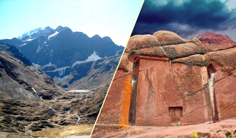 Los Archivos Perdidos de Lemuria – El Enigma de los Andes