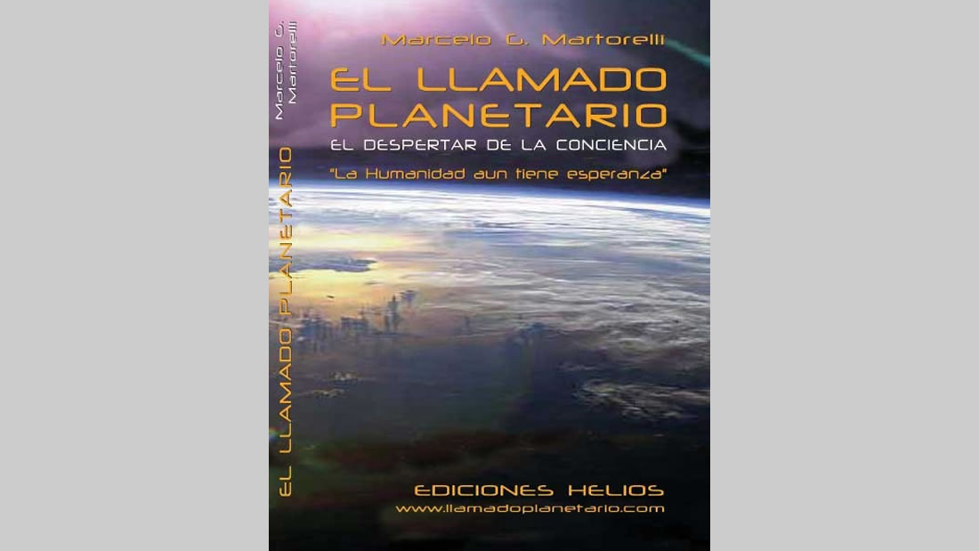 Primer libro de Marcelo Martorelli. Narrando su aventura subterránea