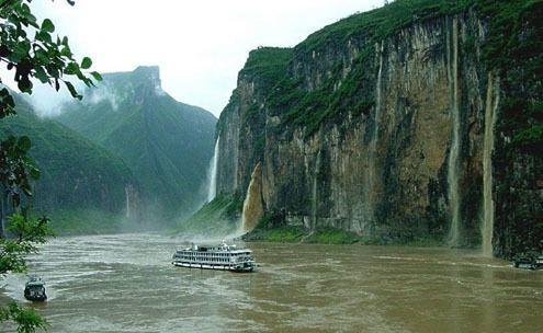 El misterioso Cañón de Yarlung Tsangpo, Tíbet, donde se dice existe una entrada al mundo interno, también conocida como Pemako