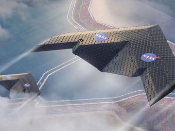 MIT y NASA desarrollan un nuevo tipo de ala de avión