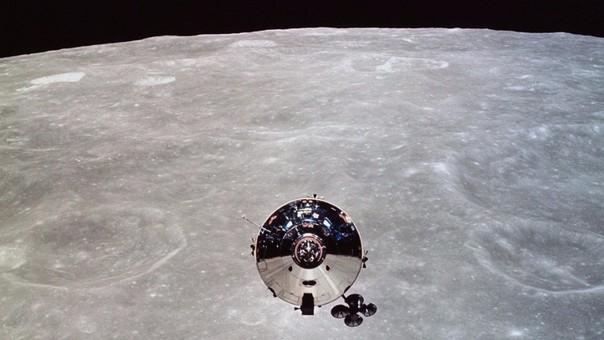 La temperatura interna de la Luna se encuentra entre 1.300 y 1.470 grados centígrados