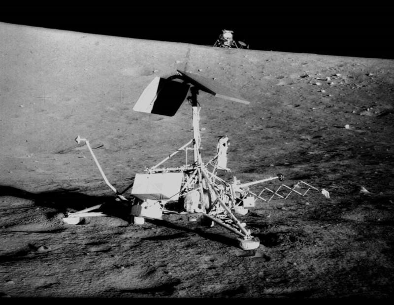 La temperatura superficial de la Luna es de aproximadamente -20 ºC