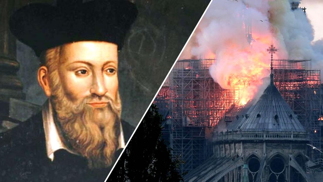 ¿Predijo Nostradamus el incendio de la Catedral de Notre Dame?