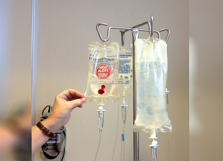 Tratamiento por quimioterapia