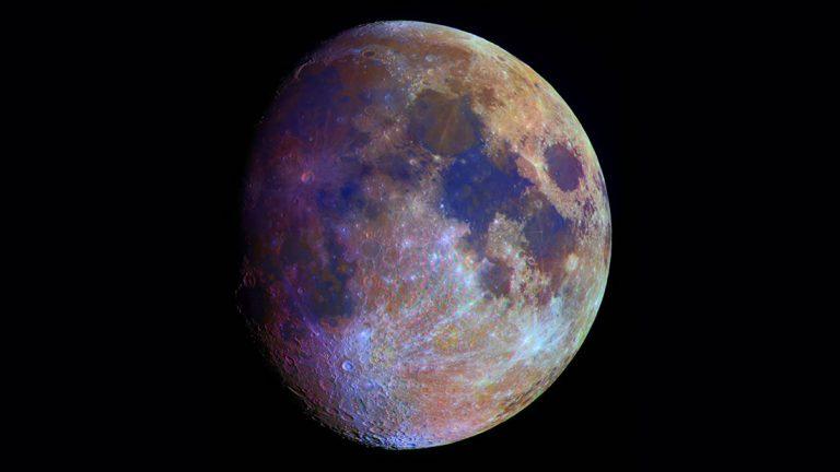 Revelarán cómo es la Luna por dentro por medio de su temperatura interna