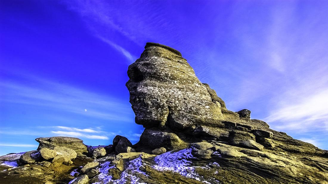 Secretos no revelados del Monte Bucegi - Desentrañando la noticia viral