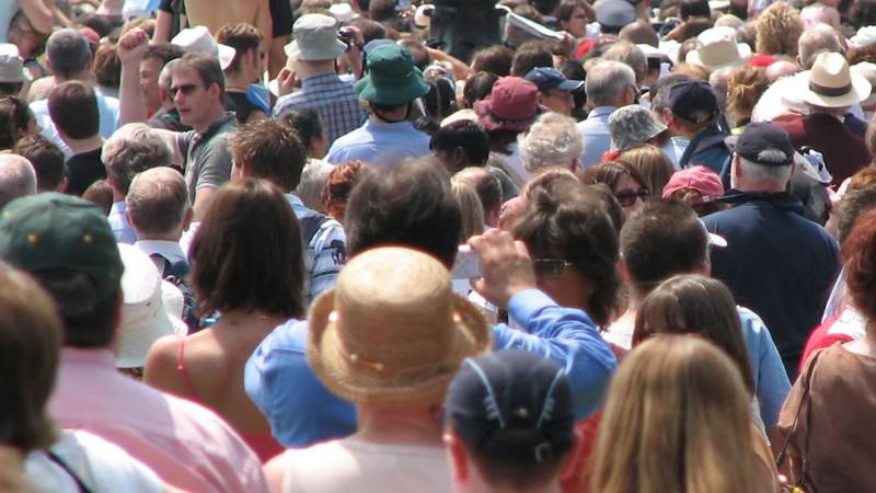 La sobrepoblación es un problema global que podría afectar gravemente al planeta en pocas décadas