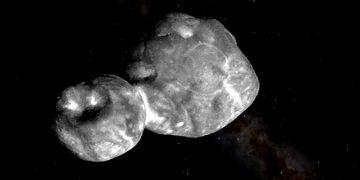 El objeto más distante de la Tierra que se haya estudiado es abultado y los astrónomos no saben por qué