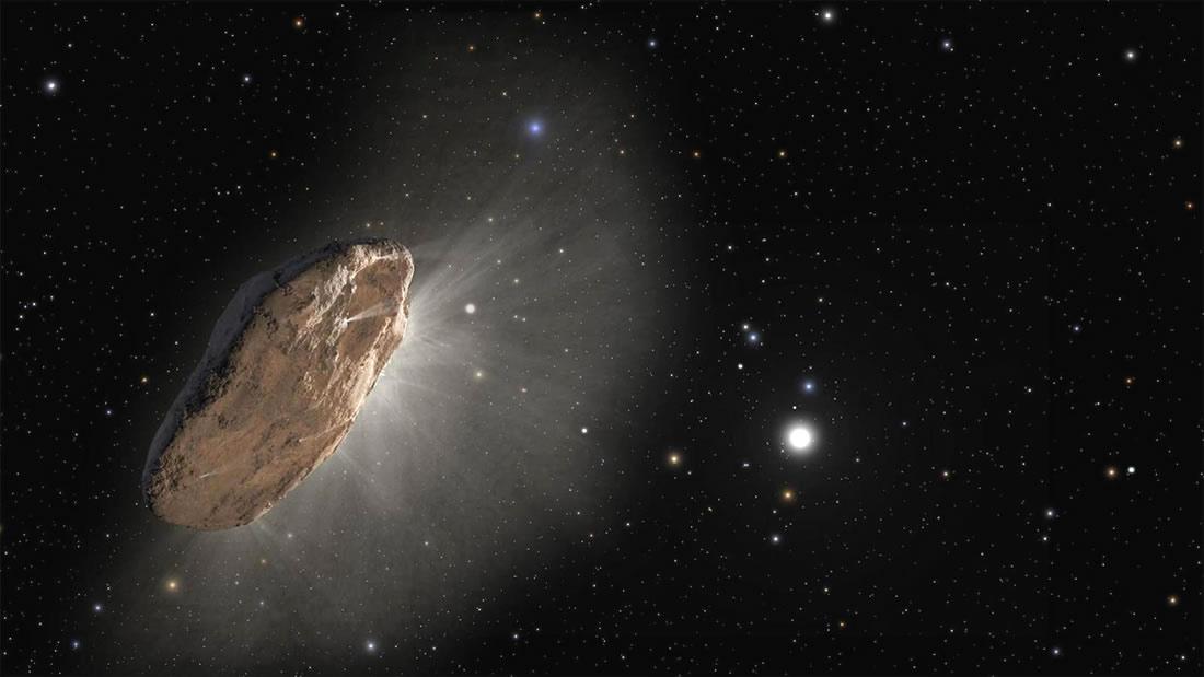 Un objeto interestelar se estrelló con la Tierra, dicen científicos de Harvard