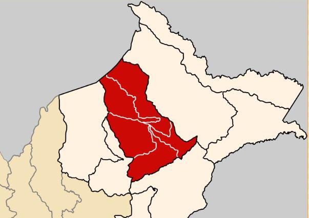El Distrito peruano de Urarinas es uno de los 5 distritos de la Provincia de Loreto ubicada en el Departamento de Loreto, perteneciente a la Región Loreto, Perú