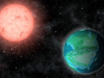 Vida alienígena podría estar evolucionando ahora mismo en los exoplanetas más cercanos