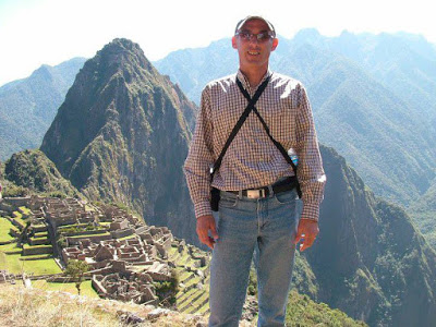 Entrevista a Klaus Hönninger Mitrani «El señor del desierto» por Débora Goldstern
