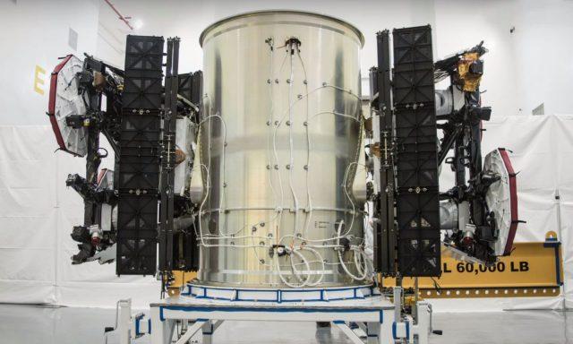 Los dos primeros prototipos de satélites Starlink fueron lanzados por SpaceX en febrero de 2018