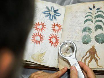 Académico descifra el código de Voynich, el enigmático manuscrito medieval