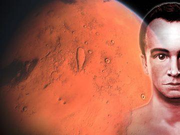Biólogo evolutivo dice: los colonos de Marte mutarán realmente rápido