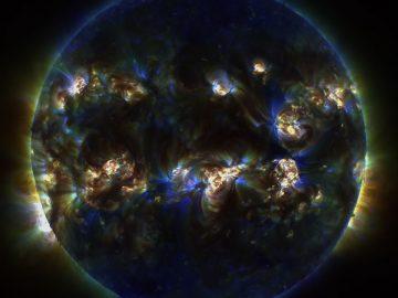 Científicos descubren materia exótica alrededor del Sol