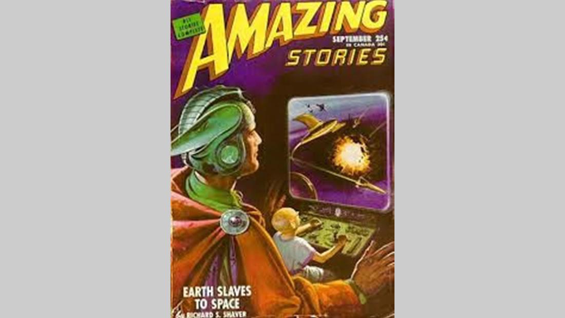 Amazing Stories publicó en 1946, las primeras cartas enviadas por William Hefferlin a la revista, detallando sus extraños inventos
