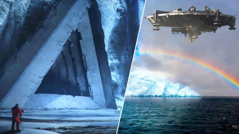 Ciudad Arco Iris - Colonia Marciana en la Antártida