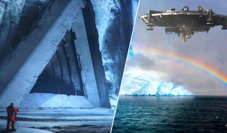 Ciudad Arco Iris – Colonia Marciana en la Antártida