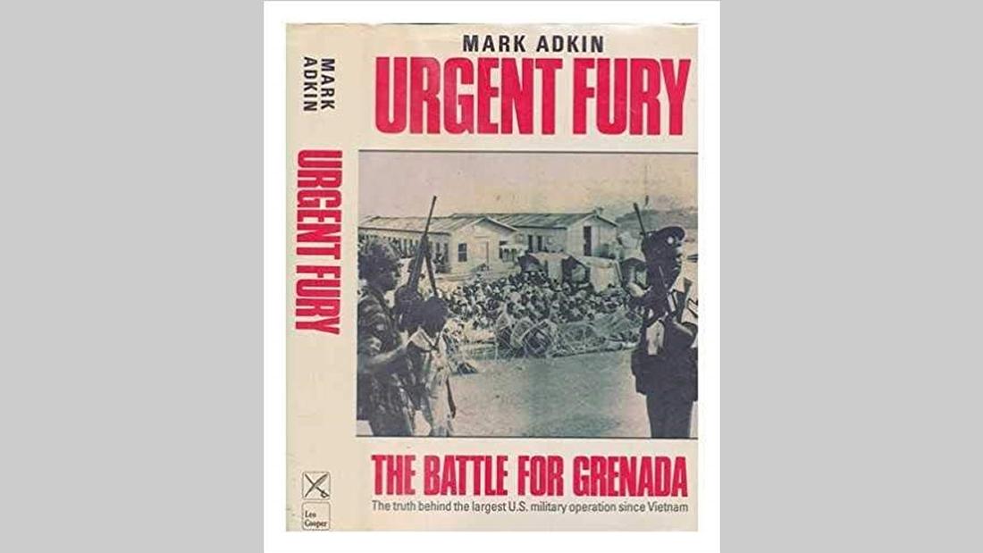 Granada. Una invasión aún no entendida ¿Fue una cuestión política, o existió algo más?