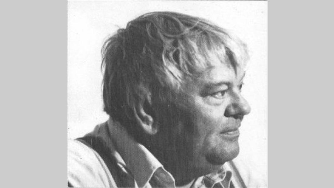 Wesley Bateman, a quién Gairy reveló el fabuloso hallazgo