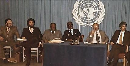 El histórico congreso de 1978, que logró conmocionar a las Naciones Unidas