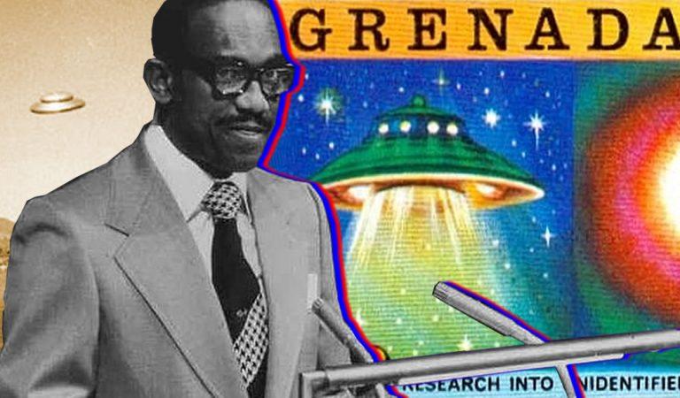 Cuando los OVNIs «llegaron» a la ONU – El caso Eric Gairy