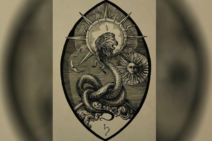 Representación del Demiurgo