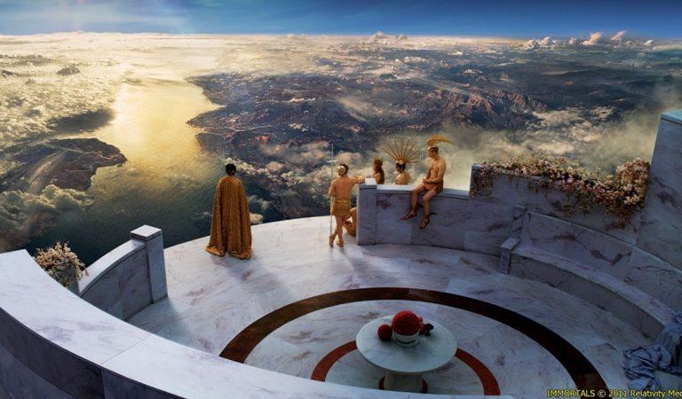 ¿Dioses alienígenas presentes en la antigua Grecia?