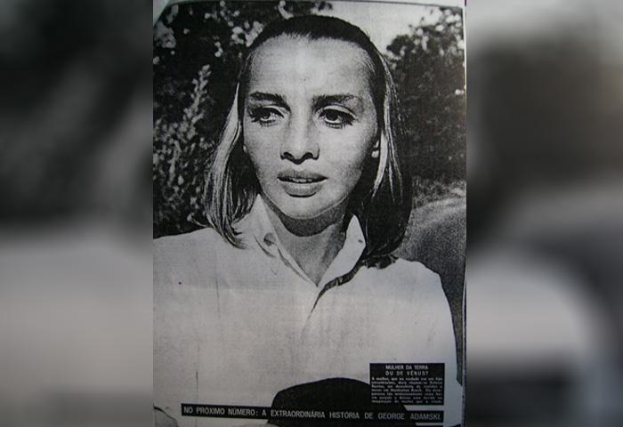 Dolores Barrios, fotografiada por João Martins