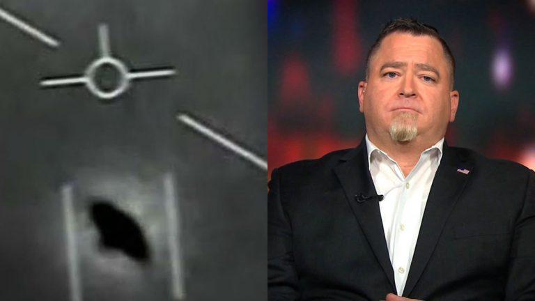 El ex jefe del proyecto OVNI del Pentágono brinda una revelación