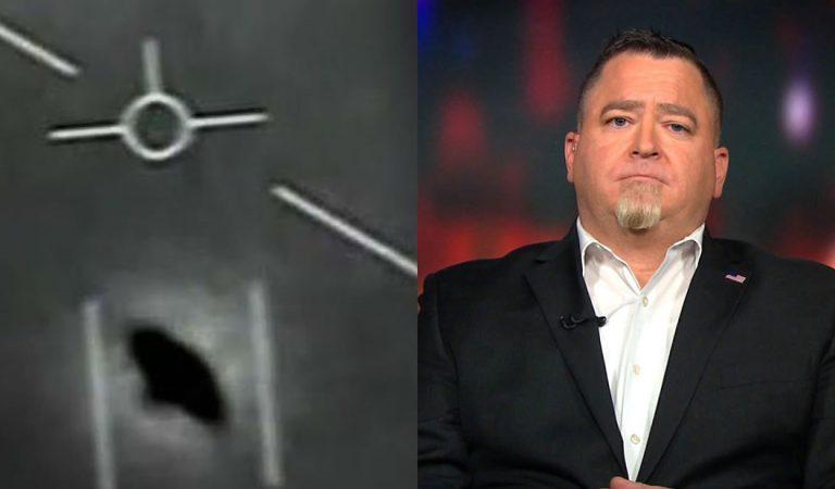El ex jefe del proyecto OVNI del Pentágono revela algo inquietante