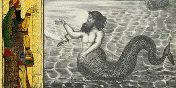 El misterio del dios pez Oannes: ¿un híbrido sabio creado por los Anunnaki'