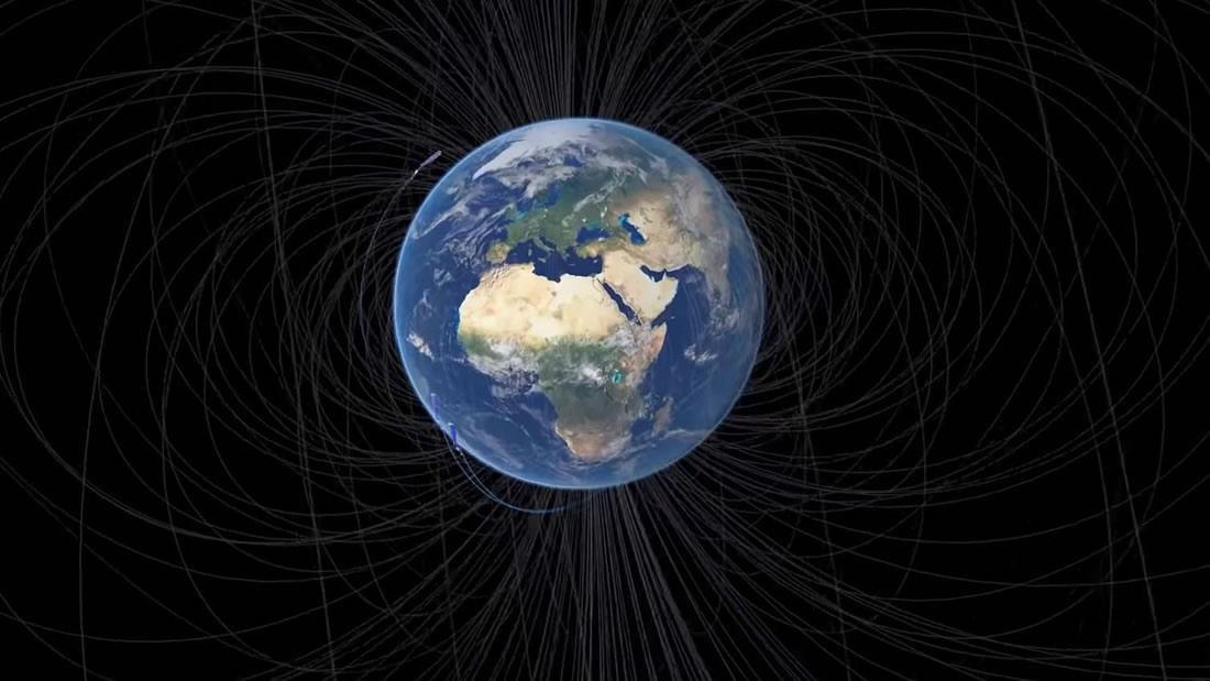 El Polo Norte magnético se ha desplazado más rápido de lo esperado