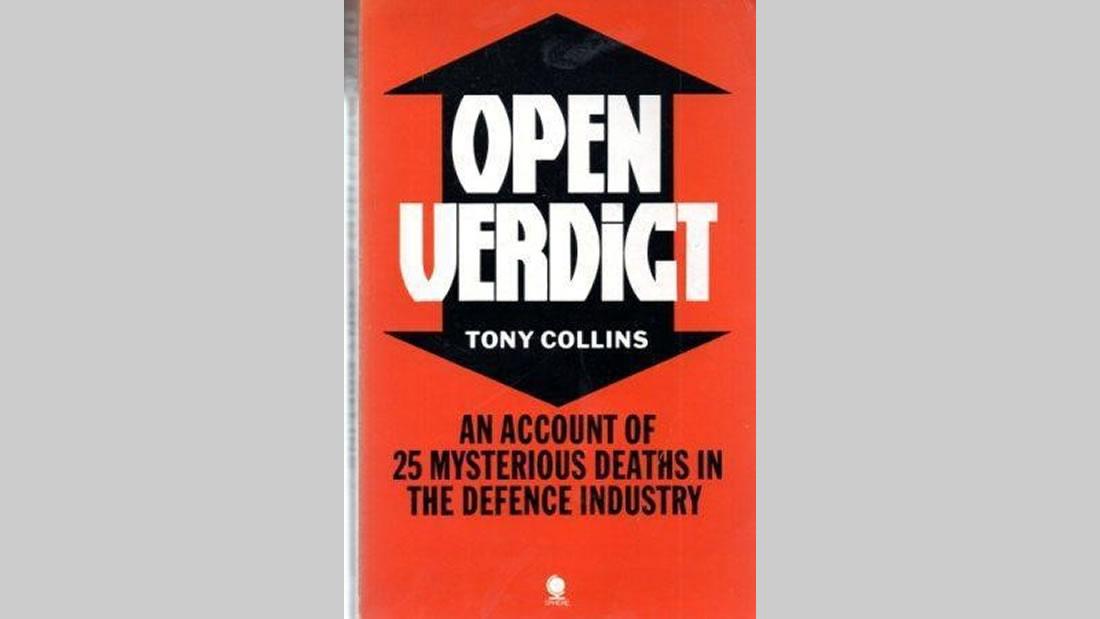 El libro de Tony Collins, «Veredicto Abierto», 1990