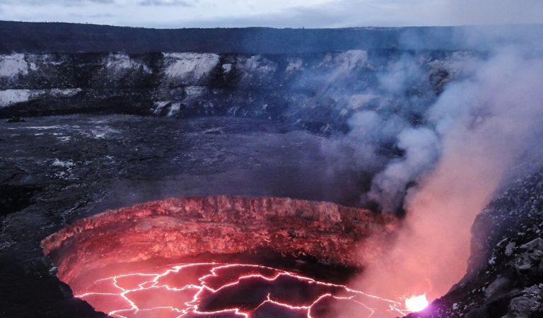 Geólogos descubren la fuente de volcanes más profunda conocida hasta ahora