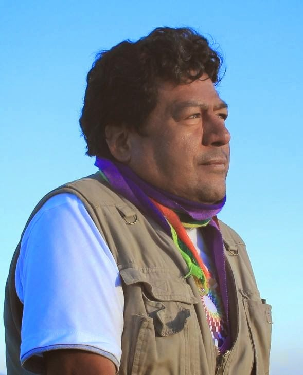 Rodrigo Hidalgo.