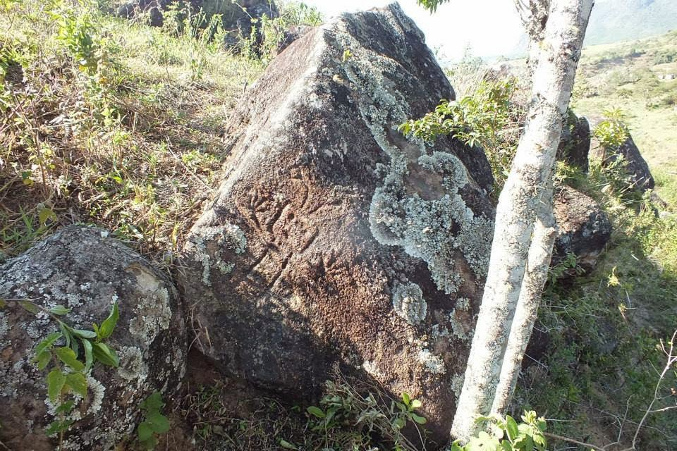Petroglifos de Cariamanga