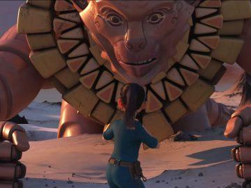 «Gigantes de Nazca», la película animada, presenta su primer adelanto