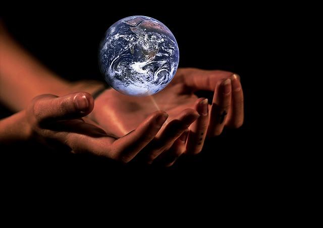 Salvar el planeta está en nuestras manos