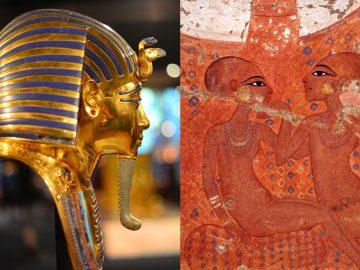 Hermanas de Tutankamón tomaron el trono antes que él, según un investigador